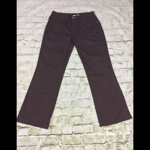 Fashion bug Brown Stretch Wide Leg Pants S…